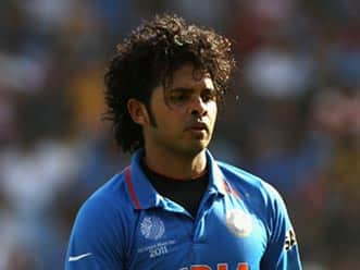 Sreesanth disappointed with World Cup final performance
