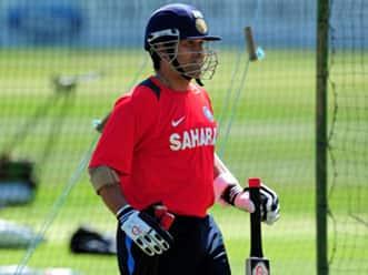 Sports minister Maken wishes Tendulkar ahead of Lord's Test