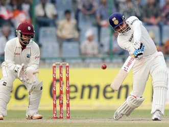 India vs West Indies statistical review: First Test, day three