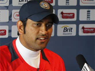 MS Dhoni's press conference after first ODI between India and Australia at MCG