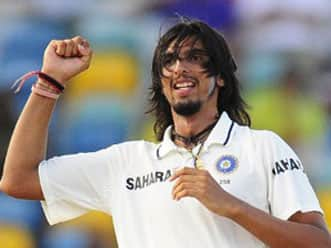 Ishant injured during training session