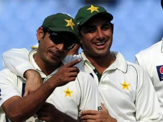 Saeed Ajmal and Abdur Rehman – architects of Pakistan's demolition of England
