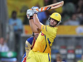 IPL 2012 Live Cricket Score: Royal Challengers Bangalore vs Chennai Super Kings T20 match at Bangalore