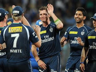 Sole bid for Deccan Chargers rejected, remains unsold
