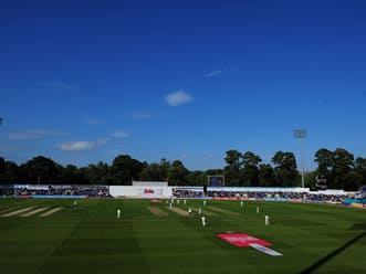 George Dockrell named ICC Associate and Affiliate Cricketer of the Year
