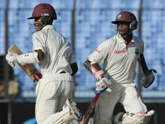 Bangladesh-West Indies first Test heads towards a draw