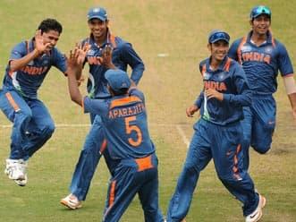 Under 19 Cricket World Cup 2012: Twitterverse congratulates title winning team