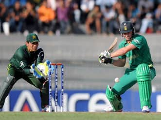 ICC World T20 2012: AB de Villiers takes blame for South Africa's loss against Pakistan