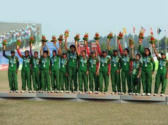 Bangladesh eves beat Saurashtra by 61 runs