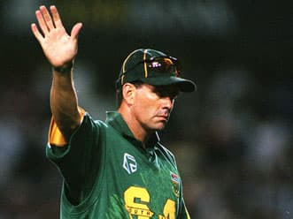 Hansie Cronje was distraught after betraying his own country, says family