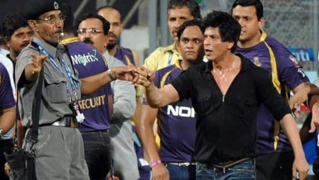 IPL 6: Shahrukh Khan will not be allowed to attend KKR's match at Wankhede