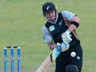 New Zealand beat Zimbabwe by 34 runs in second T20