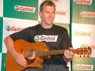 Castrol India signs up Brett Lee as brand ambassador