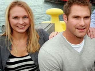 Ryan Harris engaged to long-time girlfriend Cherie Lewis