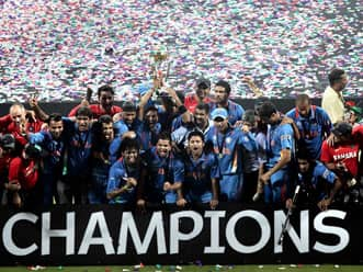 ICC looking to stage every third World Cup in subcontinent