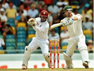 Live Cricket Score: West Indies vs Australia, 2nd Test match at Port of Spain