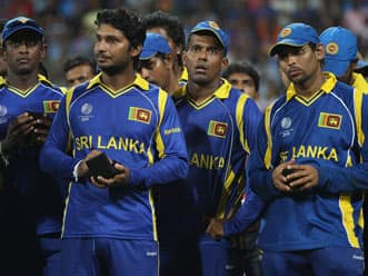 Sri Lanka board settles outstanding wages of players