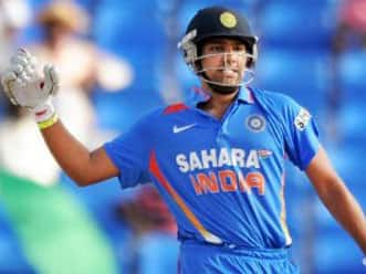 Rohit Sharma replaces Yuvraj Singh in India squad for third Test