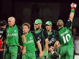 Ireland move up in ICC ODI rankings