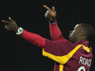Hat-trick star Roach claims West Indies is better than Bangladesh