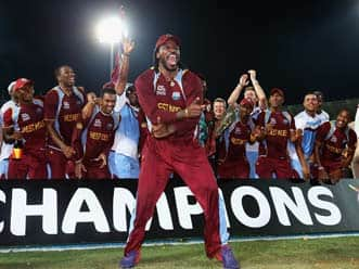 ICC World T20 2012: West Indies fightback to quell Sri Lankan challenge