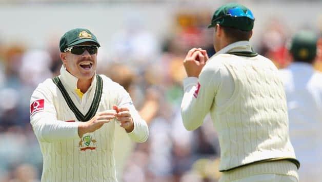Australia vs South Africa, 3rd Test Day 1: Hashim Amla run out by David Warner