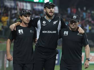 Vettori's injury is not serious, says Taylor
