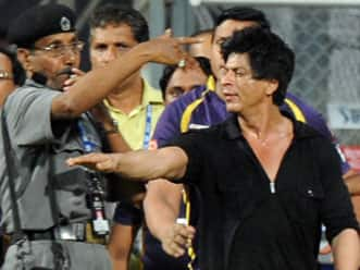 Shahrukh Khan defends his action at Wankhede
