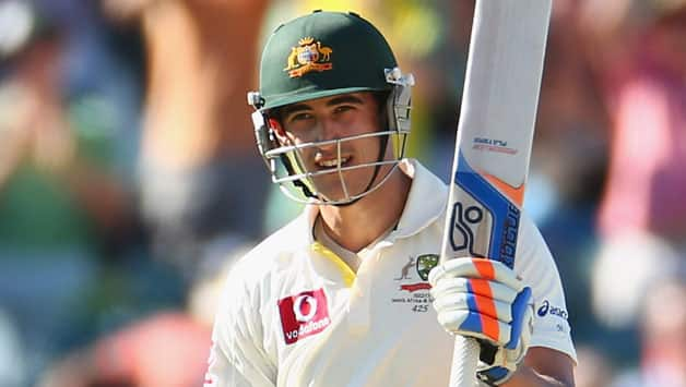 Australia vs South Africa: Mitchell Starc scores his maiden Test half-century