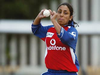 Isa Guha bids farewell to a brilliant international career when just 26
