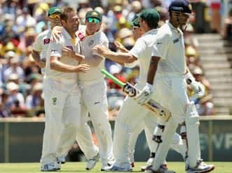 Australia in command despite Virat Kohli's fightback