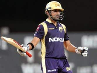 Kolkata Knight Riders will bounce back, says Gautam Gambhir