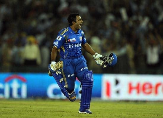 KXIP vs MI, IPL 2012, (Apr 25, 2012)