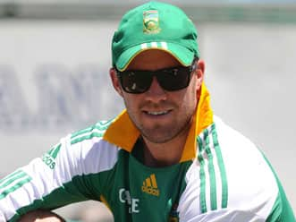 AB de Villiers ready to take charge as South Africa skipper for shorter formats