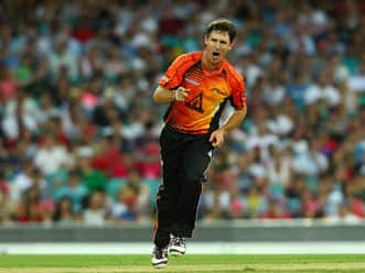 Brad Hogg optimistic of playing T20s against India
