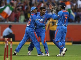 Kohli, Jadeja, Raina and Rohit inspire others in Team India to raise their fielding levels