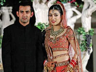 Gautam Gambhir and Natasha Jain's wedding attended by Shah Rukh Khan