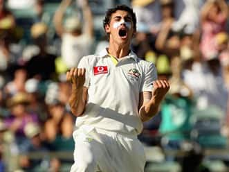 Disappointed not to be playing in Adelaide: Mitchell Starc