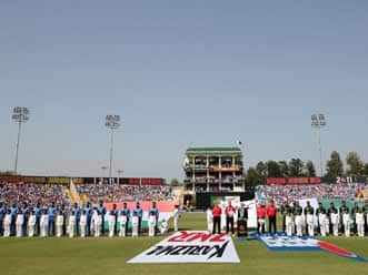 PCB wants Mohali as venue for India-Pakistan series