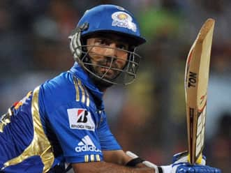 IPL 2012 Live Cricket Score: MI vs RCB – Bangalore need 142 to win