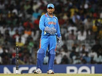 MS Dhoni on facing arch-rivals Pakistan