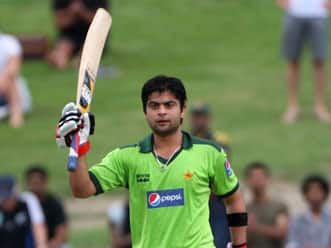 Shehzad's inexperience reason for his omission from T20 squad, says selector