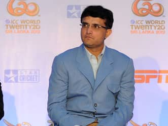 Sourav Ganguly wishes Yuvraj Singh luck for T20 World Cup