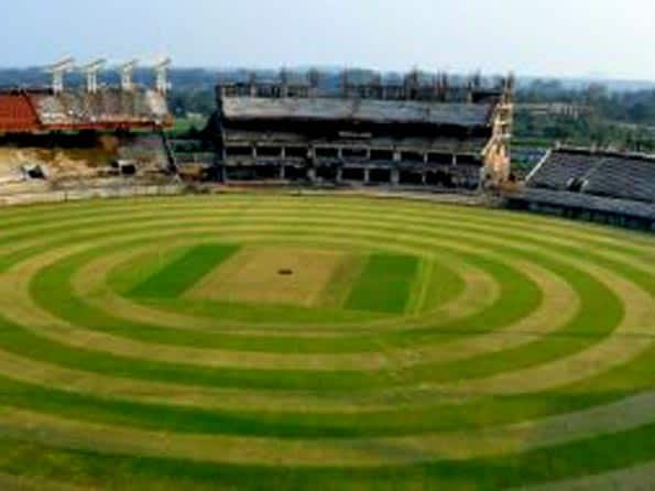 New stadium with world-class facilities ready in Ranchi