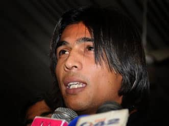 Mohammad Aamer hopes to return to international cricket by 2015