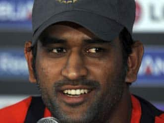 Dhoni likely to become ambassador for Jharkhand Tiger Project