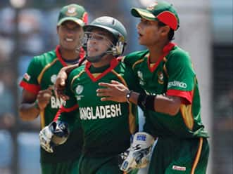 Bangladesh win toss, opt to bat against West Indies