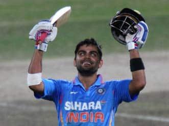Twitterverse goes wild celebrating Virat Kohli's epic century