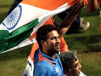 Sachin Tendulkar - synonym for the word Indian