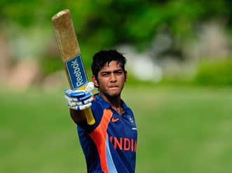 Under 19 Cricket World Cup 2012: India stumble in chase of 226 in the final